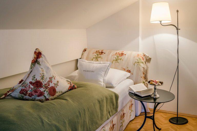 Dreiraum Appartement Suite Einzelbett Relais Chalet Wilhelmy