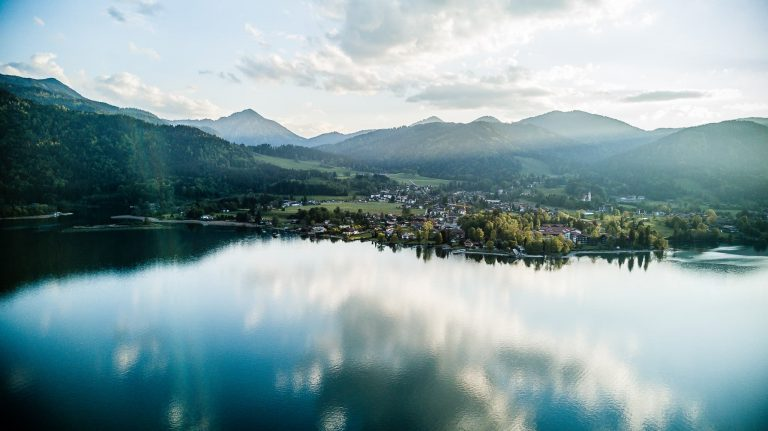 Sommertag am See Relais Chalet Wilhelmy
