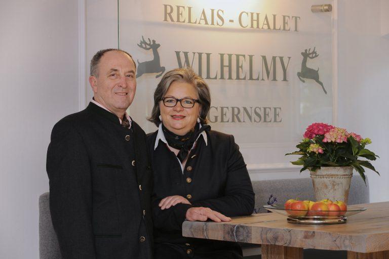 Gastgeber Familie Ziegelbauer Relais Chalet Wilhelmy