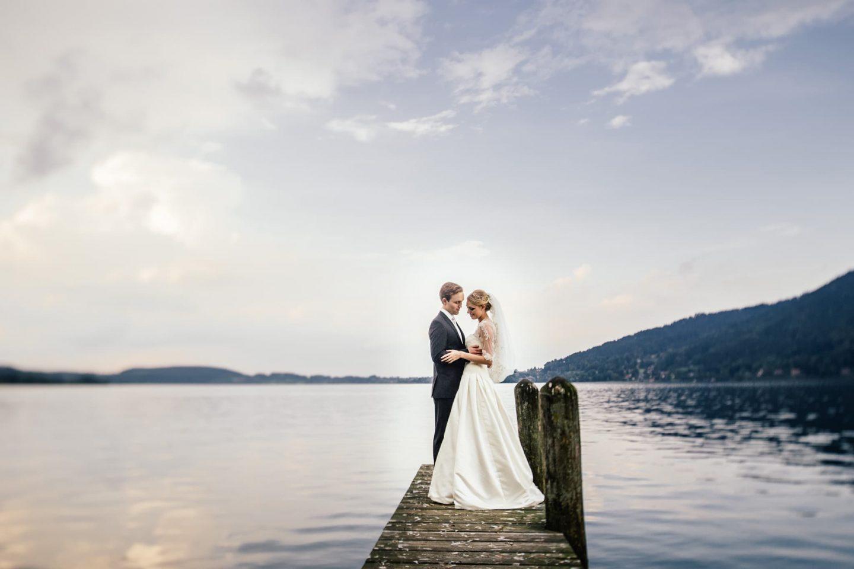 Heiraten und feiern im Relais Chalet Wilhelmy am Tegernsee