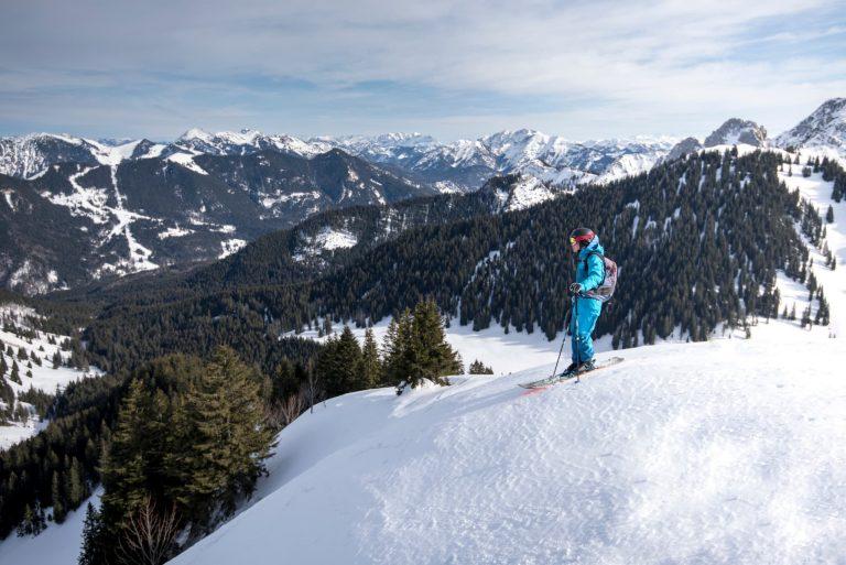 Skifahren Relais Chalet Wilhelmy am Tegernsee