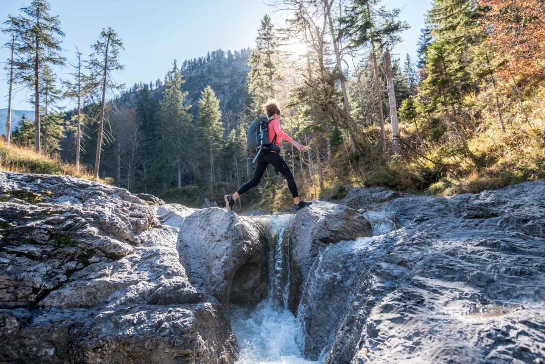 Wandern am Tegernsee Relais Chalet Wilhelmy
