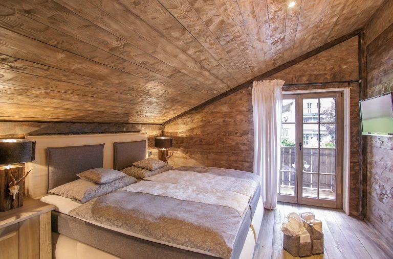 weiteres Schlafzimmer Alm Chalet Suite Relais Chalet Wilhelmy